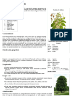 Aesculus Hippocastanum - Wikipedia, La Enciclopedia Libre