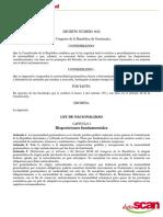 Ley de Nacionalidad (1)