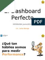 El Dashboard Perfecto
