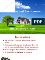 Lecture 7 Social Issues and Environment