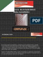 Presentacion Cartuflex Blocker Hole
