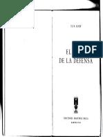 Ajedrez - El Arte de la Defensa.Ilia Kan.pdf