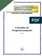 SIGCidades Conceitos de Geoprocessamento 3edio