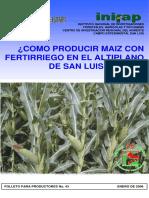 COMO PRODUCIR MAIZ CON FERTIRRIEGO.pdf