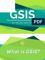 GSIS Benefits 1111111