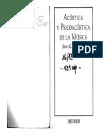 Acústica y Psicoacústica de la Música - ROEDERER, Juan G..pdf
