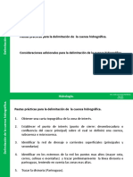 Pautas prácticas para la delimitación de la cuenca hidrográfica..pdf