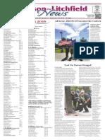 Hudson~Litchfield News 9-16-2016