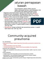 Pneumonia Nice Pathway