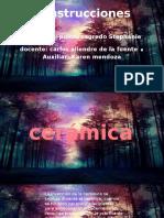Construcciones I- La Cerámica