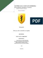Monografia veterinaria