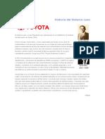 Historia del Sistema Lean.docx