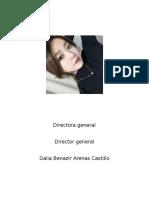 Directora General