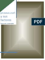 Distintos Sistemas de Produccion y Sus Factores