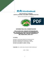 APLICACIÓN DEL REGISTRO DEL PAE EN CENTRO QUIRÚRGICO I DEL HNGAI EN EL AÑO 2011.doc
