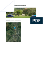 campamento choachi cundinamarca para 20 personas