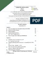 Icse 2015 Computer Application Class 10