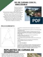 REPLANTEO DE CURVAS CON Pi y curvas de desarrollo.pptx