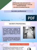 Clase 9 Secreto Profesional