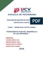 Plan de Desarrollo de Personas Trabajo Grupal 2