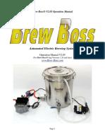 Brew BossOperationManualV2.05