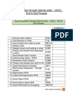 Asset Acquisition Through Internal Order_END to END Process_n