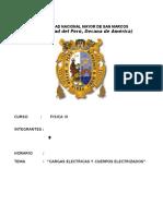 Informe-1 Laboratorio Física III