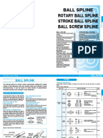 NB 175E B Ball Spline