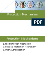 Protection Mechanism