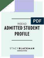 INSEAD Admit Profile.pdf