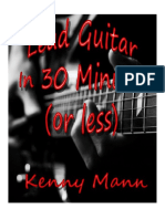 Lead Guitar in 30 Minutes2