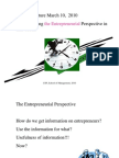MG305 Entrepreneurial Perspective 4
