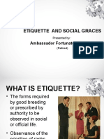 Etiquette and Social Graces.ppt