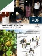 Schmidt Vinothek Corporate Services