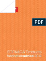 Brosur Formica