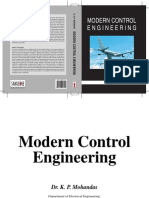 Modern Control