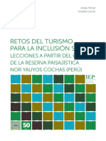 RETOS DEL TURISMO PARA LA INCLUSIÓN SOCIAL