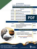 100528 Programas Internacional y Cursos