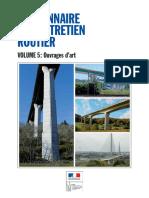 Dictionnaire entretien Routier