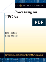 Data Processing on FPGAs