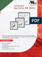 Sigma Series de Meter-datasheet