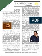 HB Newsletter Volume 11 - Number 10