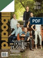 Billboard Magazine - August 1, 2015 USA