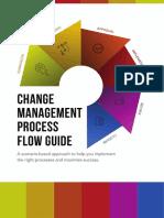 ServiceDesk Plus Change Management Process Flow Guide
