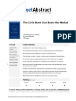 The Little Book That Beats the Market Greenblatt en 6222