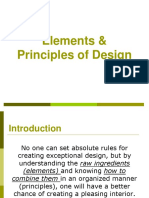 Elements and Principles of Design (Architecture)