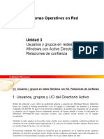 SOR UD 03 Presentacion