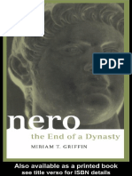 Nero, The End of a Dinasty