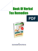 Giant Book of Herbal Tea Remedies