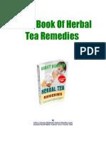 Giant Book of Herbal Tea Remedies